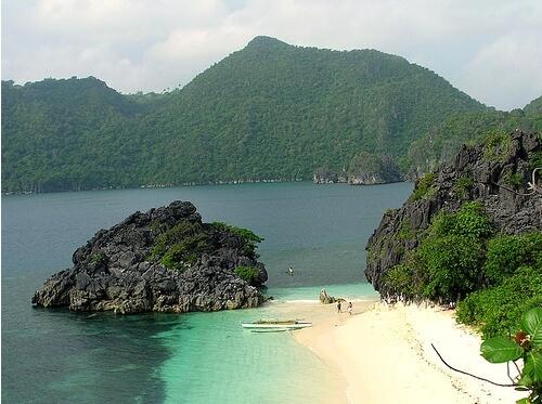 Caramoan Philippines  city pictures gallery : ... la province de Camarines Sur aux Philippines | Philippines Voyage
