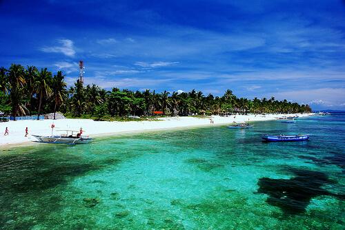 Malapascua Island Philippines  City new picture : île de Malapascua , comme toutes les autres îles des Philippines ...