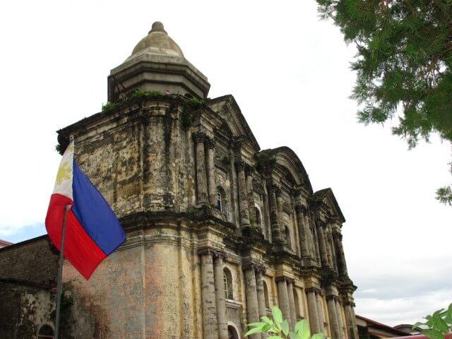 Découvrez la ville de Taal dans les Philippines