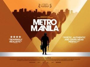 Metro Manila Poster