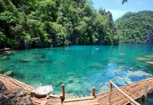Kayangan Lake Philippines