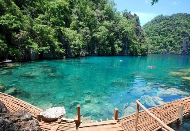 Les 10 plus beaux lacs des Philippines